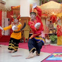 Tari Tradisional Riau